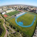 Stadion i korty w Zambrowie