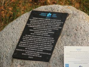 Cmentarz żydowski założony w 1828r.