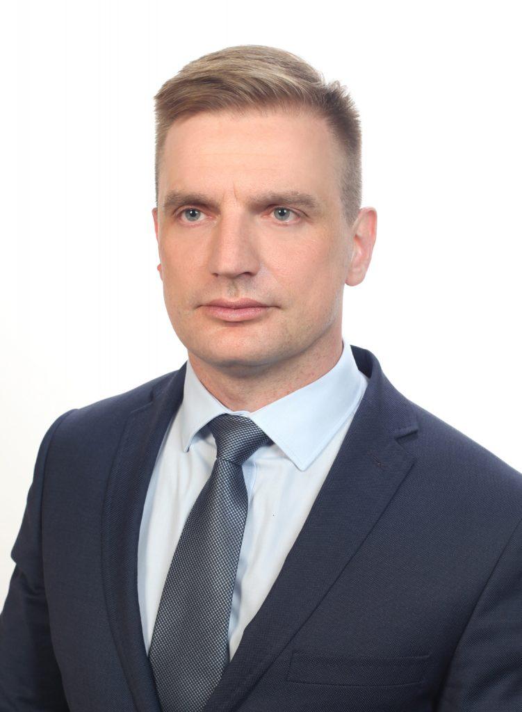 Burmistrz Kazimierz Dąbrowski