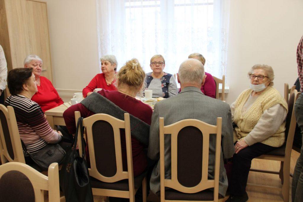 Klub Seniora w Zambrowie oficjalnie otwarty
