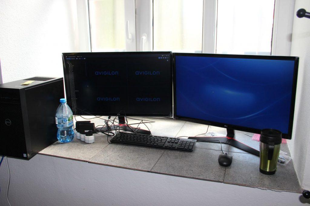 Centrum Monitoringu na Koszarach w Zambrowie