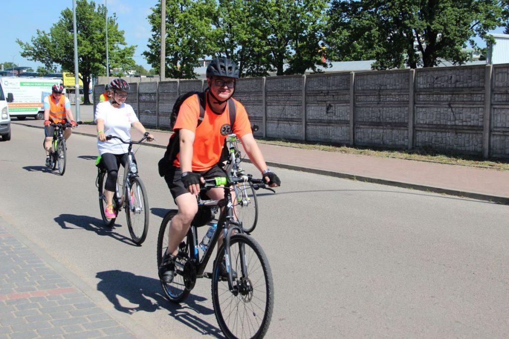 Zambrów na rowery 2021 Zambrów - Szumowo