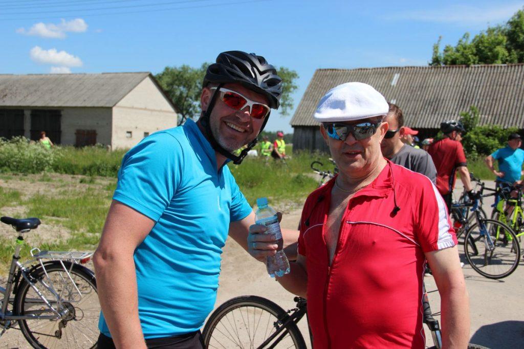 Zambrów na rowery 2021 do Zambrów - Szumowo