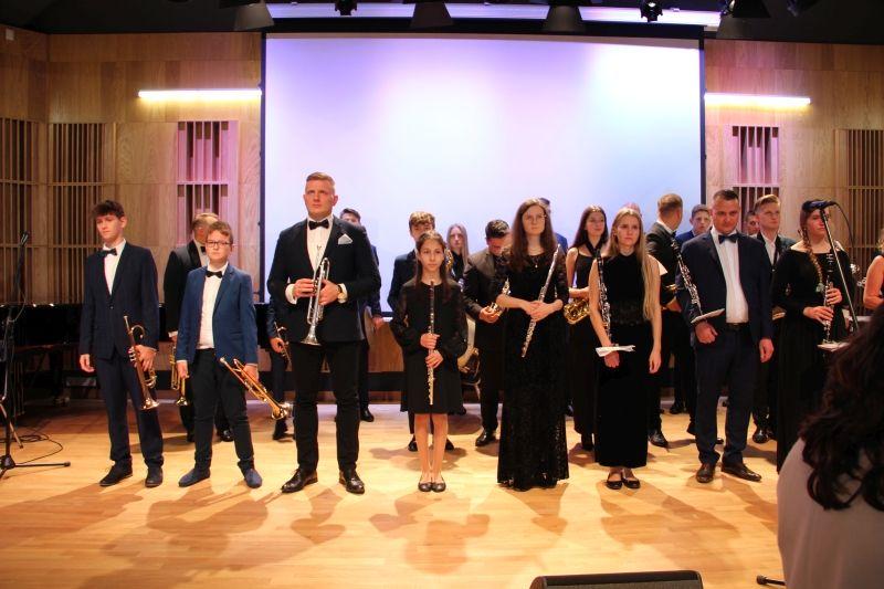 Jubileusz 30-lecia Państwowej Szkoły Muzycznej w Zambrowie oraz uroczyste otwarcie  sali koncertowej