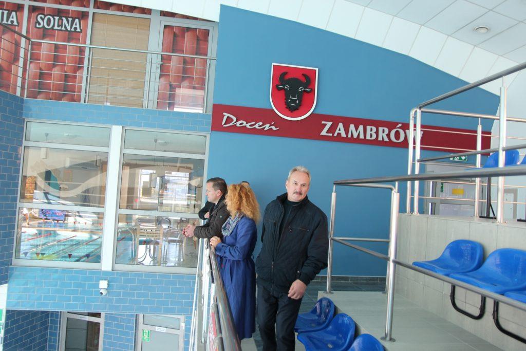 Miasto Partnerskie ZAMBRÓW - VISAGINAS